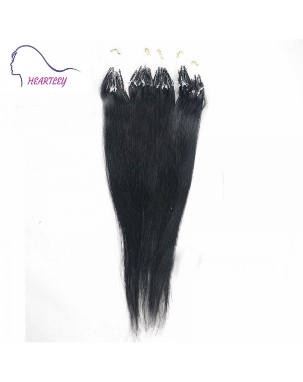 Nature Black Straight Hair Extensionsbrazilian Hair18 Inch