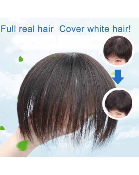 Hair Toppers,100% Human Hair