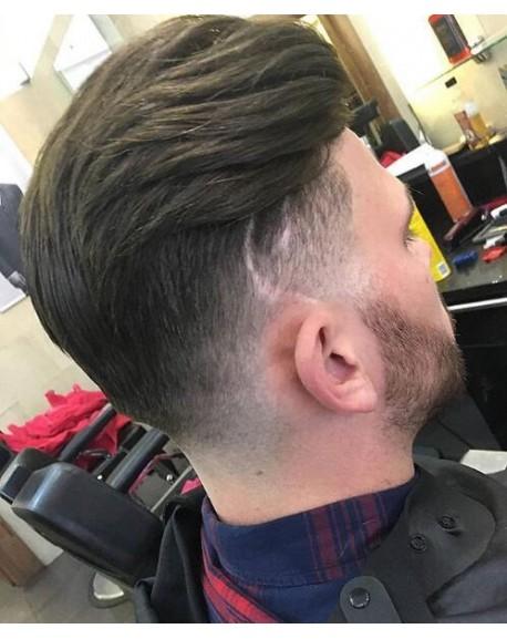 100% Human Hair Wigs For Men